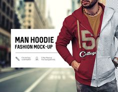 "Check out new work on my @Behance portfolio: ""Man Hoodie Mock-Up"" http://be.net/gallery/54846353/Man-Hoodie-Mock-Up"
