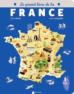 1000 images about fle cartes de france on pinterest frances o 39 connor - France loisir parrainage ...