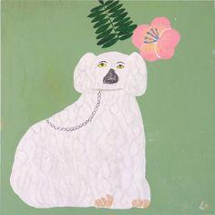 mijulee: Acrylic on wood Muji, Freelance Illustrator, Artsy Fartsy, Disney Characters, Fictional Characters, Cinderella, Dog Cat, Illustration Art, Bloom