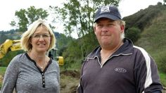Marilyn and Gray Baldwin switched to supply Miraka in part because it rewards farmers undertaking good environment . Good Environment, Farmers, Investing, Gray, Grey
