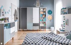 Sypialnia (niebieski) - zdjęcie od VOX - Pokój dziecka - Styl Nowoczesny - VOX