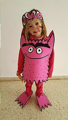 disfraz monstruo colores goma eva amor Monster Activities, Kindergarten Activities, Toddler Activities, Book Costumes, Diy Costumes, Halloween Costumes, Monster Party, Kindergarten Portfolio, Old Teacher