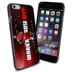 """NBA Derrick Rose iPhone 6 4.7"""" Case Cover Protector for iPhone 6 TPU Rubber Case SHUMMA http://www.amazon.com/dp/B00WGQXVWA/ref=cm_sw_r_pi_dp_W4Mnvb0QFPSXN"""