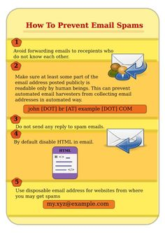 How To Prevent Email Spams