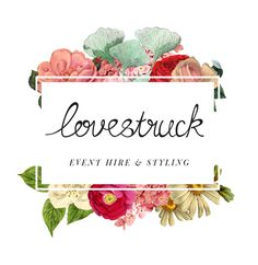 Oh Babushka was asked to review the existing lovestruck logo, with the purpose of developing fresh, complimentary branding. The handwritten logo's colour palette was simplified to a strong black, and a vintage floral collage was designed to serve as a com…