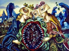 Carrie Ann Baade | Gallery | Virtues and Vices