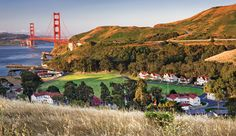 Cavallo Point, Sausalito. Spectacular views of my favorite city and it is on an old Army post. I think this place was meant for me! #JetsetterCurator