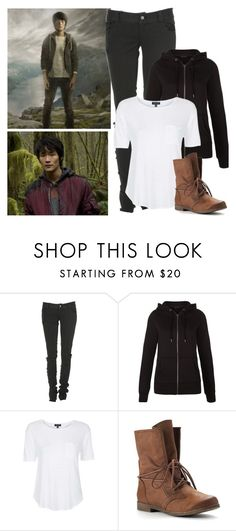 The 100 - style by bebe6121985 on Polyvore featuring Topshop, New Look and Alice + Olivia