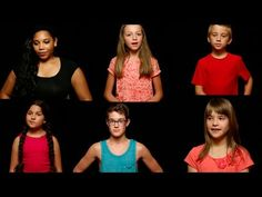 Asking Kids to Define Themselves - YouTube