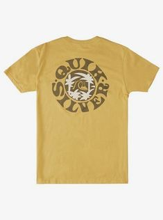 quiksilver, Nomad Life T-Shirt, FALL LEAF (yjg0)