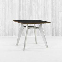 JEAN PROUVÉ Guéridon Cafétéria table