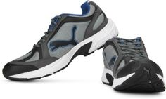 f5ae231f28d3b9 Puma Ceylon Running Shoes - Buy Dark Shadow Black Imperial Blue Color Puma  Ceylon Running Shoes
