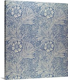 William Morris Marigold wallpaper design print for sale. Shop for William Morris Marigold wallpaper design painting and frame at discount price, ships in 24 hours. Cheap price prints end soon. William Morris Wallpaper, Morris Wallpapers, Art Nouveau, Art Deco, Fabric Wallpaper, Of Wallpaper, Designer Wallpaper, Pattern Wallpaper, Paisley Wallpaper