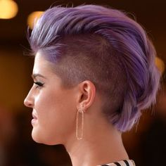 Kelly Osbourne's New Mohawk Totally Makes Me Think Of ...