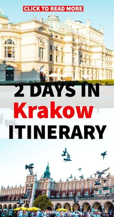 Plan your weekend in Krakow itinerary using my tried-and-tested guide. Find things to do, where to stay, where to eat, and more important information for your travels to Krakow, Poland. Europe Travel Guide, Travel Guides, Travel Destinations, Travel Deals, Holiday Destinations, Visit Krakow, Visit Poland, Poland Travel, Thing 1