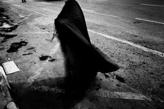 Paolo Pellegrin - Street scene. Mashad, Iran. 2009