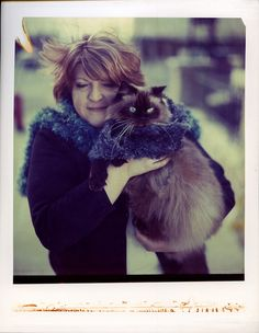 Leslie & Schmoop, on expired Polaroid 809. Image by Mat Marrash. Click through for the FPP Blog!