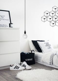 Bloesem Kids | Room Decor Inspirations: Monochrome