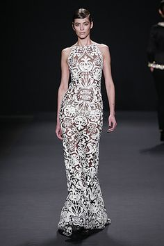 Naeem Khan Summer Dresses Collection At New York Fashion Week 2013 ...
