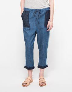 Yoko Denim Pant // Need Supply