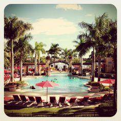PGA National Resort & Spa in Palm Beach Gardens, FL #States #Florida