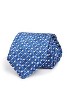 Salvatore Ferragamo Gancini and Diamonds Classic Tie Men - Bloomingdale's Pocket Square, Herringbone, Salvatore Ferragamo, Gentleman, Ties, Diamonds, Gift Ideas, Wool, Butterflies
