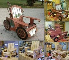 Towmater chair