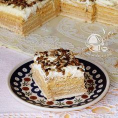 CO MI W DUSZY GRA: STEFANKA - CIASTO BEZ PIECZENIA Gra, Tiramisu, Ethnic Recipes, Food, Eten, Tiramisu Cake, Meals, Diet