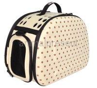 Wygodny transporter/torba z paskiem na ramię ZOOComfort. Składany.#zoocomfort #transporter #kot #pies #psa #kota