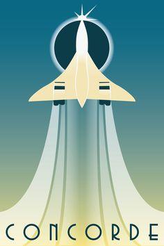 Travel Ilustration Plane Art Deco 62 Ideas For 2019 travel 753790056364988009 Art Deco Illustration, Airplane Illustration, Art Deco Posters, Cool Posters, Photo Vintage, Vintage Ads, Vintage Stuff, Concorde, Poster Ads