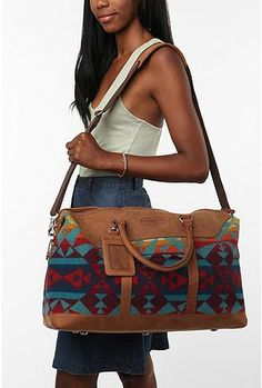 Shop Pendleton Classic Weekender Bag at Urban Outfitters today. cdba828f65260