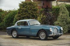 <3 Classic Cars [1956 Aston Martin DB2/4 MkII Fixed-Head Coupé]