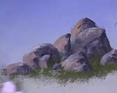 Let's Make a Painting: Painting Rocks with Jerry Yarnell