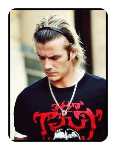 David Beckham Cool Hairstyle