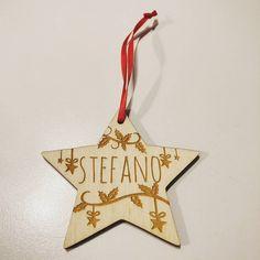 Un Natale customizzato. (Grazie @vickyzanetta !)