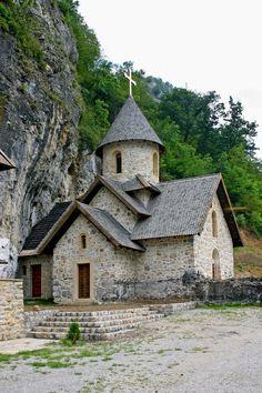 Kumanica Monastery...Serbia