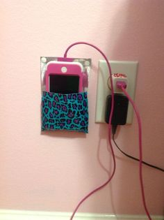 crafts to do sell | Duct tape charging station