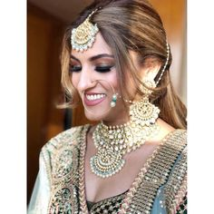 50+ Most Stunning & Latest Maang Tikka Designs For Indian Brides