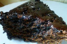 Αμαρτωλή και μαζί νηστίσιμη: σοκολατόπιτα | Κουζίνα | Bostanistas.gr : Ιστορίες για να τρεφόμαστε διαφορετικά Greek Recipes, Vegan Recipes, Steak, Caramel, Chocolate, Cooking, Ethnic Recipes, Desserts, Pistachios