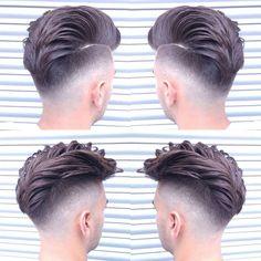 Haircut by ggsoaress http://ift.tt/1N8tJgd #menshair #menshairstyles #menshaircuts #hairstylesformen #coolhaircuts #coolhairstyles #haircuts #hairstyles #barbers
