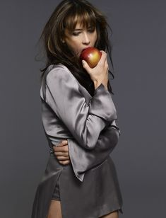 ...Take The Apple Off...