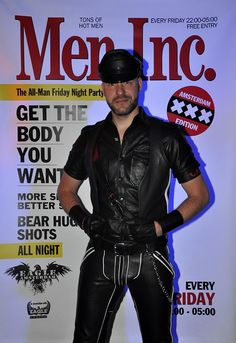MR. XXXLEATHER Amsterdam 2015 ND