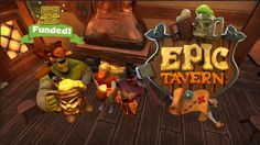 Epic Tavern - Rule the Land from your Tavern!