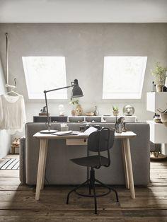 LISABO bureau   IKEA IKEAnl IKEAnederland wooninspiratie inspiratie bureau werkplek werkkamer studeren tafel essenfineer