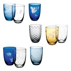 Theresienthal Planet Earth glasses  www.artedona.com