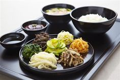 Basic description of Korean temple food and the performance of Baru Gongyang. A Food, Good Food, Food And Drink, I Want Food, Korean Food, Korean Tea, Food Design, Food Plating, My Favorite Food