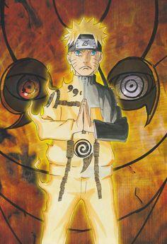 Naruto color spread