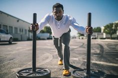 HIIT is likewise accountable for constructing muscle mass. This is because HIIT constructs endurance and triggers more blood circulation with better contractility to the muscles. Fitness Workouts, Easy Workouts, Fitness Tips, Fitness Motivation, Workout Routines, Fitness Tracker, Fitness Depot, Fitness Dvd, Fitness Music