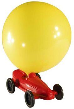 Voiture Ballon