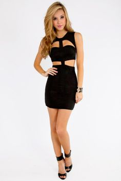 Delilah Bodycon Dress